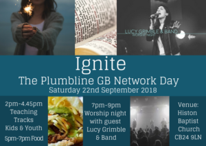 Ignite Day @ Histon Baptist Church