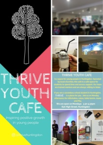 Thrive Youth Cafe